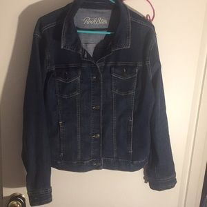 Old Navy Rockstar Denim Jacket